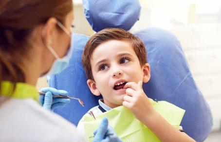 مشکلات دندان کودکان