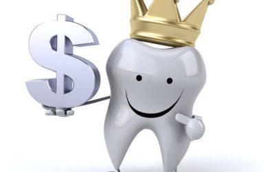 هزینه روکش یا تاج دندان