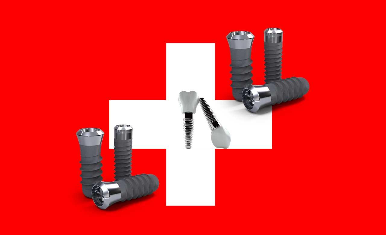 بهترین ایمپلنت سوئیسی